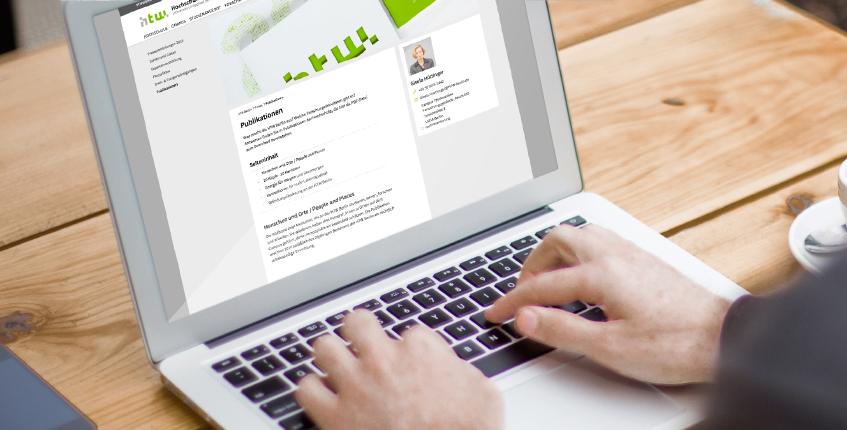Informationen der Pressestelle der HTW Berlin im Internet