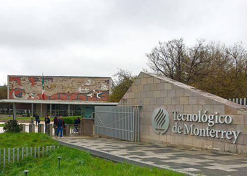 Mexico - Instituto Tecnologico y de Estudios Superiores de Monterrey ©HTW Berlin/Jochen Hönow