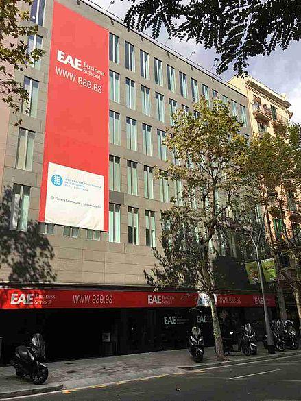Spain - EAE Barcelona ©HTW Berlin/Jochen Hönow