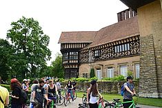 Potsdam Event:Potsdam per Fahrrad entdeckten