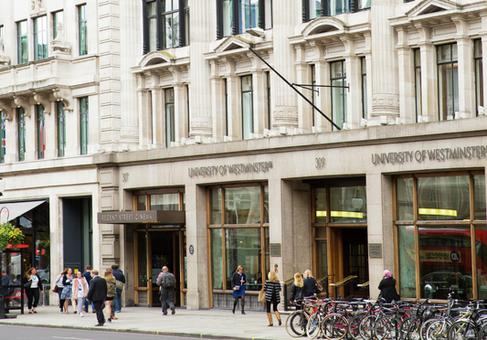 Vereinigtes Königkreich - University of Westminster