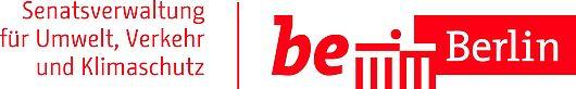 Logo Berliner Senatsverwaltung für Umwelt, Verkehr und Klimaschutz