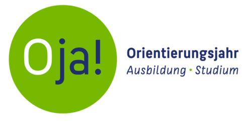 Logo O ja! Orientierungsjahr