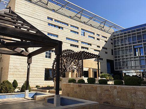 Jordan - German Jordanian University ©HTW Berlin/Jochen Hönow