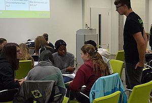 Ein Blick aufs Studium © HTW Berlin/Sabine Bretz