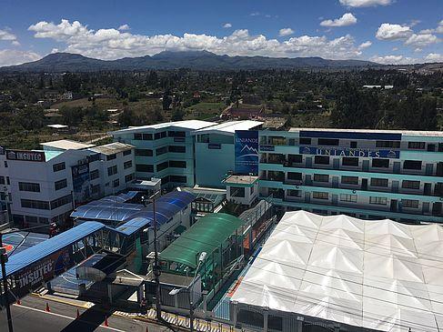 ©HTW Berlin/Jochen Hönow Ecuador - Universidad Regional Autonoma de Los Andes