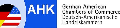 Logo AHK - Deutsch-Amerikanische Handelskammern