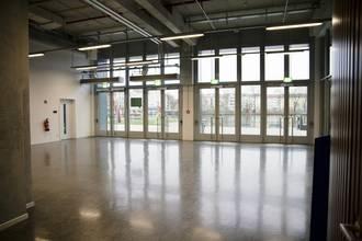 Foyer Gebäude G © HTW Berlin/Maria Schramm