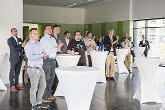 Abschlusstreffen Deutschlandstipendium 2017