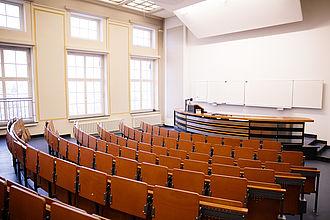 Große Aula Gebäude A