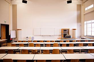 Seminar- und Konferenzraum Gebäude A © HTW Berlin/Maria Schramm