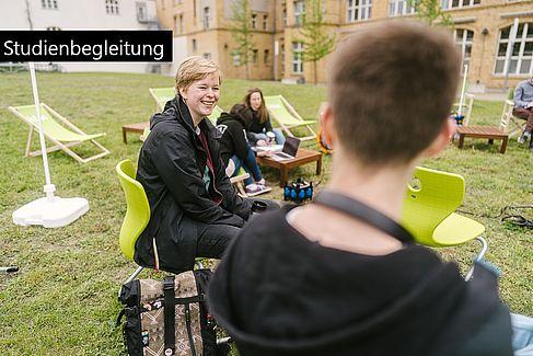 Carpe Campus Studierende im Austausch
