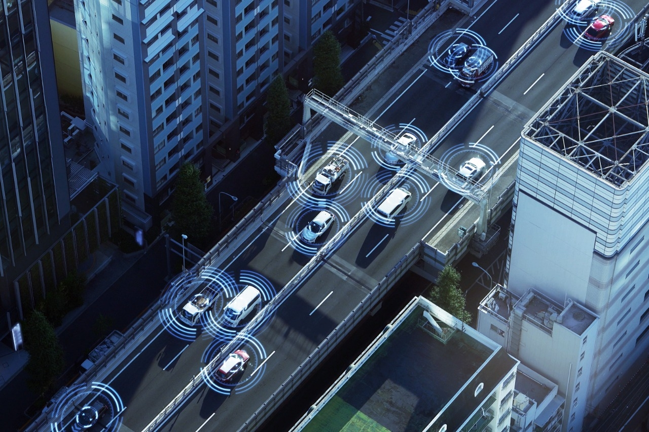 Autonom fahrende Autos im Straßenverkehr