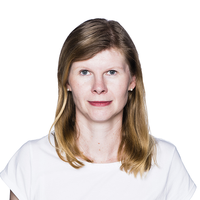 Portrait von Kristina Sahlmann