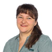 Portrait von Dr. Grit Sandig