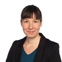 Portrait von Dr. Karin Habermann