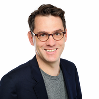 Portrait von Prof. Dr. Florian Koch