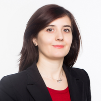 Portrait von Dr. Viola Prifti