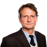 Portrait von Prof. Dr.-Ing. Hartmut Fredrich