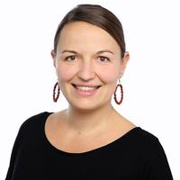 Portrait von M.A. Sabine Bretz