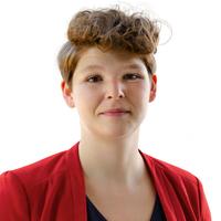 Portrait von Antonia Schäfer
