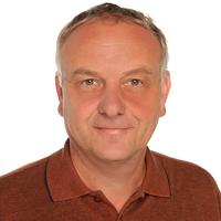 Portrait von Frank Kiewert