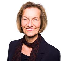 Portrait von Gisela Hüttinger