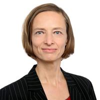 Portrait von Edith Maria Balk