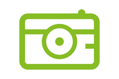 Piktogramm Fotoapparat