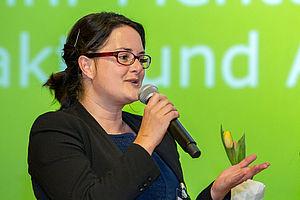 Mentorin Katrin Miske