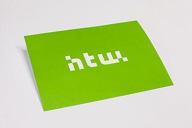 Moderationskarte im Stil der HTW Berlin