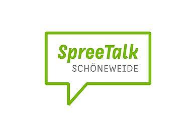 Wort-Bild-Marke Spree-Talk
