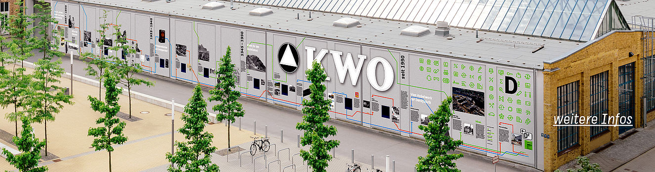 Fotomontage der künftigen Fassade