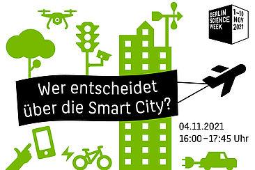 Wer entscheidet über die Smart City?