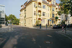 Gründerzeithaus in Karlshorst © HTW Berlin/Alexander Rentsch