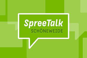 Die Wort-Bild-Marke des Spree Talk