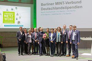 Die Preisverleihung in München