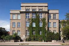 Hauptgebäude © HTW Berlin/Andreas Kettenhofen und Max Schäfer