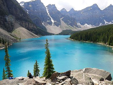 [Translate to Englisch:] Lake Moraine