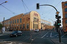 Wilhelminenhofstraße, Ecke Edisonstraße © HTW Berlin/Alexander Rentsch