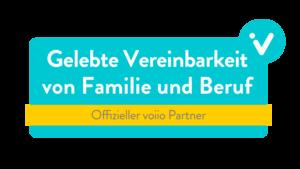 Gelebte Vereinbarkeit von Familie und Beruf - offizieller voiio-Partner