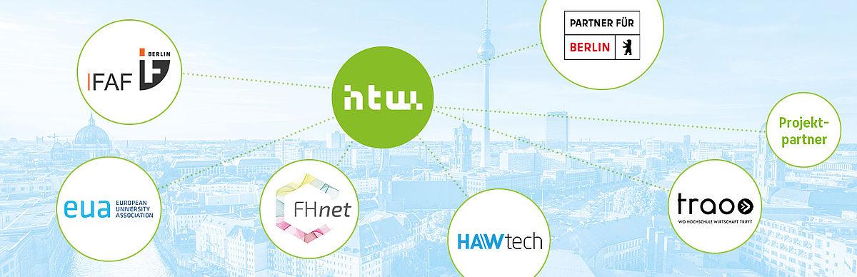 HTW Berlin - Partnerschaften-Netzwerke