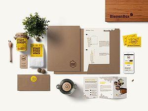 """Produkte für den Verein """"Stadtbienen"""""""