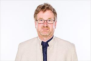 Der neu gewählte HTW-Präsident Prof. Dr. Carsten Busch