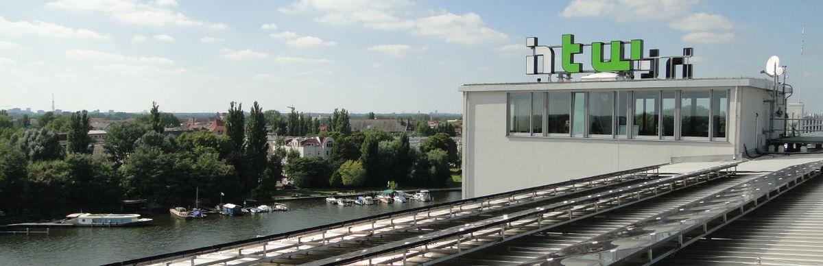 Solardach auf dem Campus Wilhelminenhof