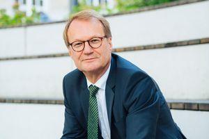 Zufrieden mit dem Ranking: HTW-Präsident Prof. Dr. Klaus Semlinger