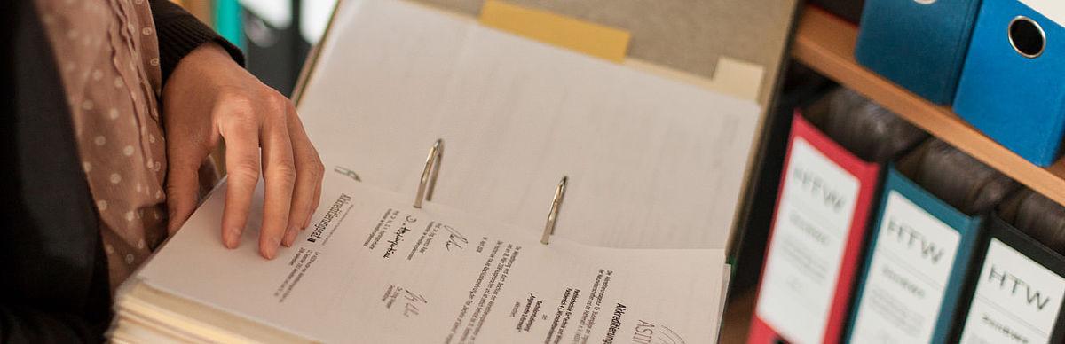 Ordner und Dokumente