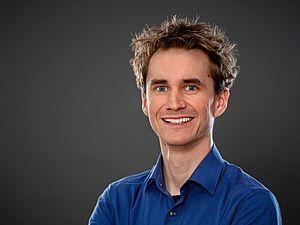 Dr. Henning Beck ist Stargast der HTW Berlin in der Langen Nacht der Wissenschaften