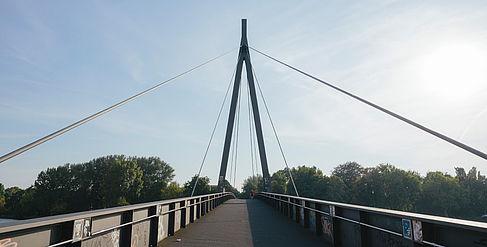 """""""Jungfernsteg"""" in Oberschöneweide"""